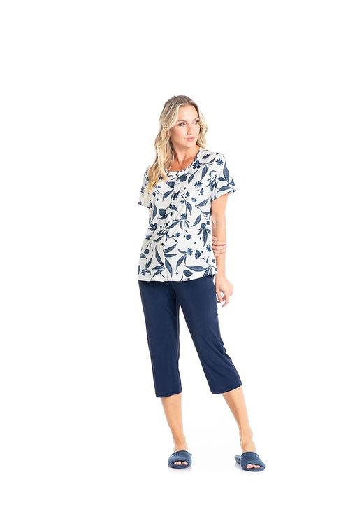 Pijama Pescador Aberto - 3050B