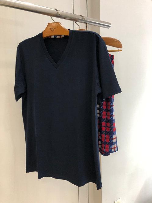 Pijama Bermuda Xadrez - W20702