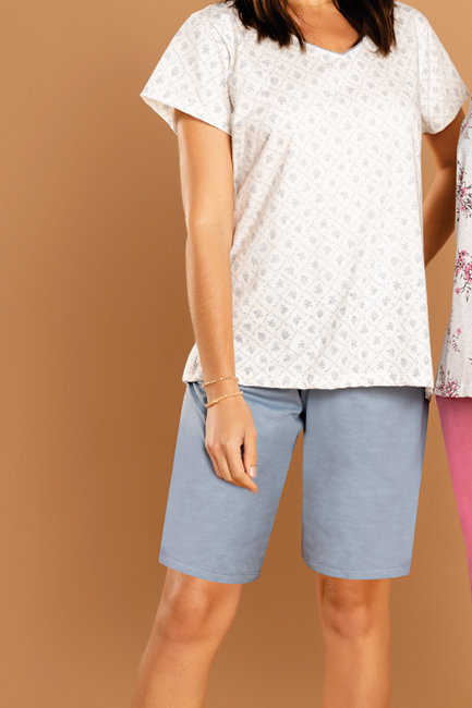 Pijama Chumbo - 050042