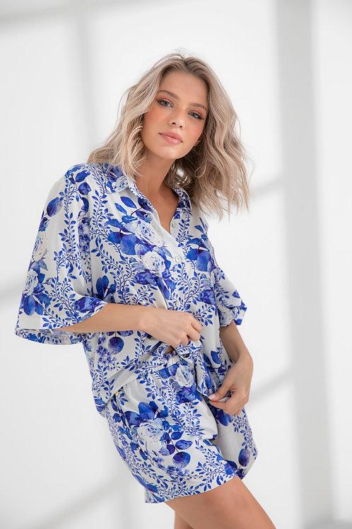 Pijama Curto Aberto - 274.01