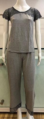 Pijama Pescador Mescla - W20403