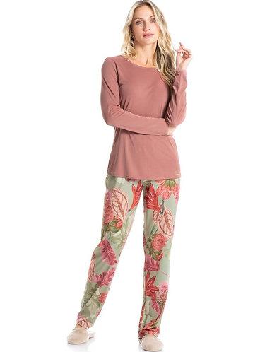 Pijama Longo - 7926B