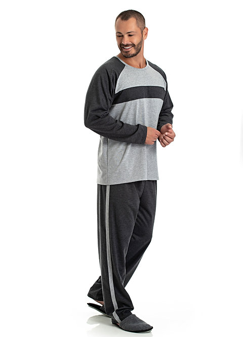 Pijama com Recortes - 0802015