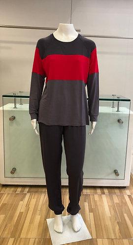 Pijama Longo Recorte - W21416