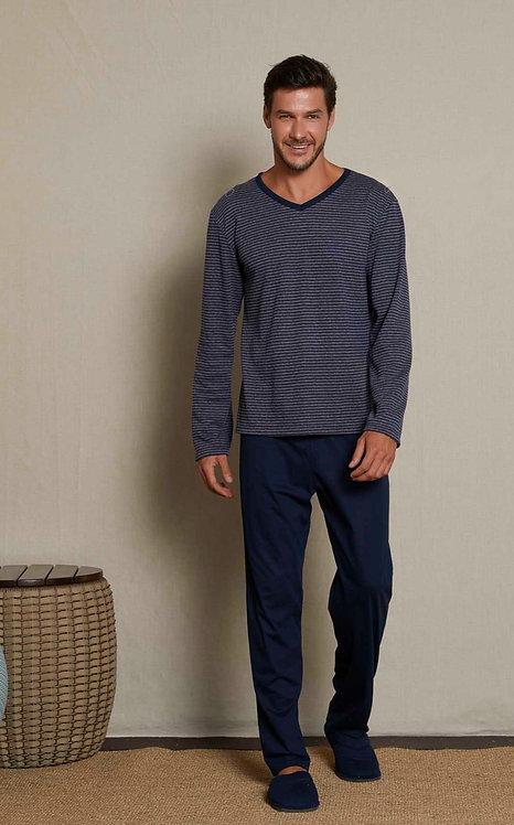 Pijama Listrado - 14144
