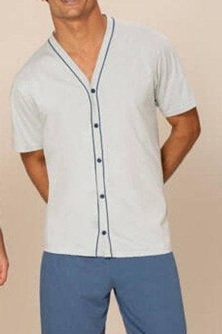 Pijama Curto Aberto - 6014202