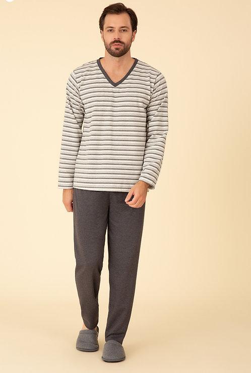 Pijama Moleton - 60083
