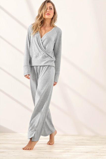 Pijama Trespassado Tricot - 9947