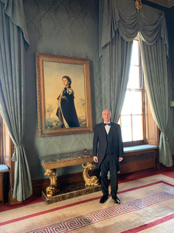 Peter at Livery hall