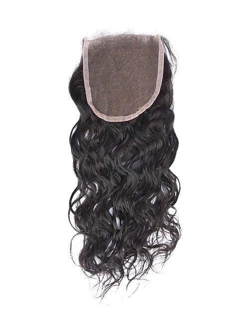 Natural Wave Hair Extension Closure | 100% Virgin Human Hair