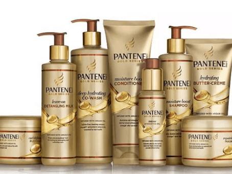 Girl,You Need Pantene's Gold Series!