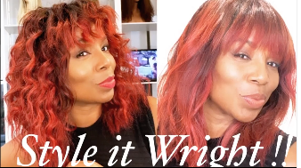 Hair Care Tips! Rock Your Wig 2 Ways!
