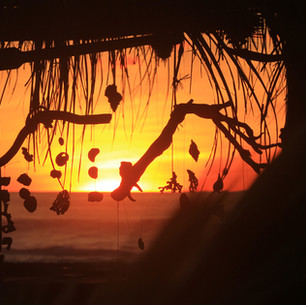 Sunset mobiles