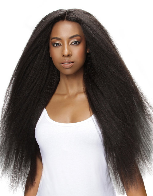 Kinky Straight Natural Color – 18in