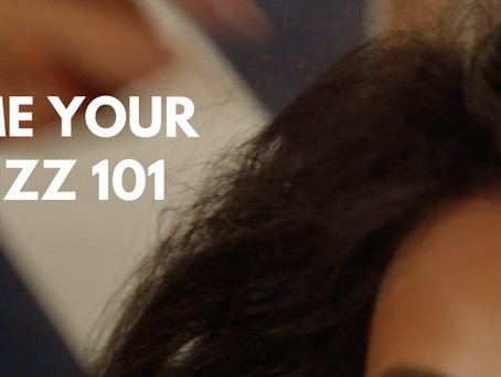 Tame Your Frizz 101
