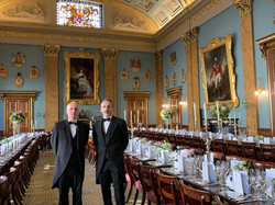 Professional Butlers Peter and Simon