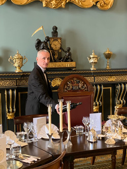 Professional Butler Peter