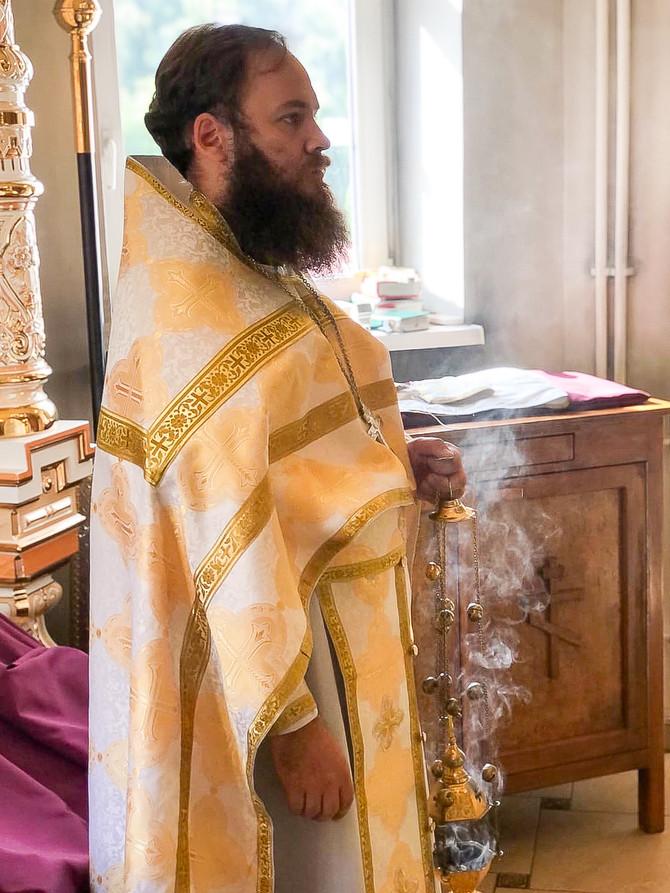 Обретение мощей святителя Митрофана, епископа Воронежского.