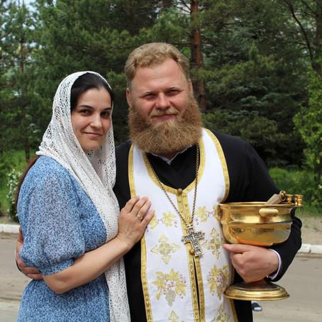 С Днём Рождения Матушка Ксения!