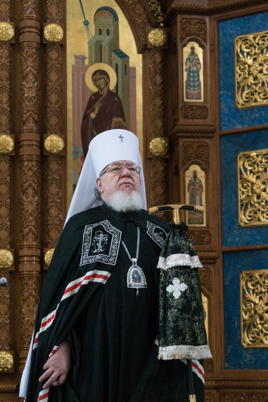 Наставление Митрополита Воронежского и Лискинского Сергия перед Великим постом.