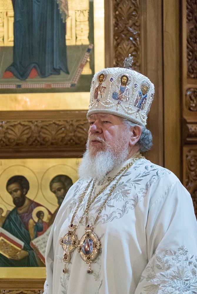 7 января 2021 г • Рождественское обращение к пастве митрополита Воронежского и Лискинского Сергия