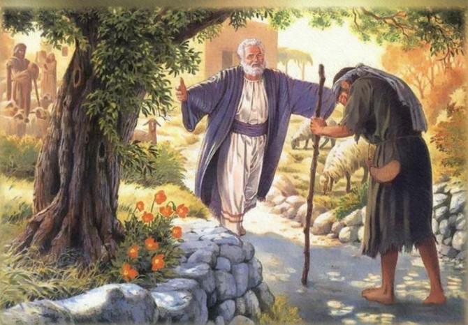 28.02. Толкование на Евангелие дня