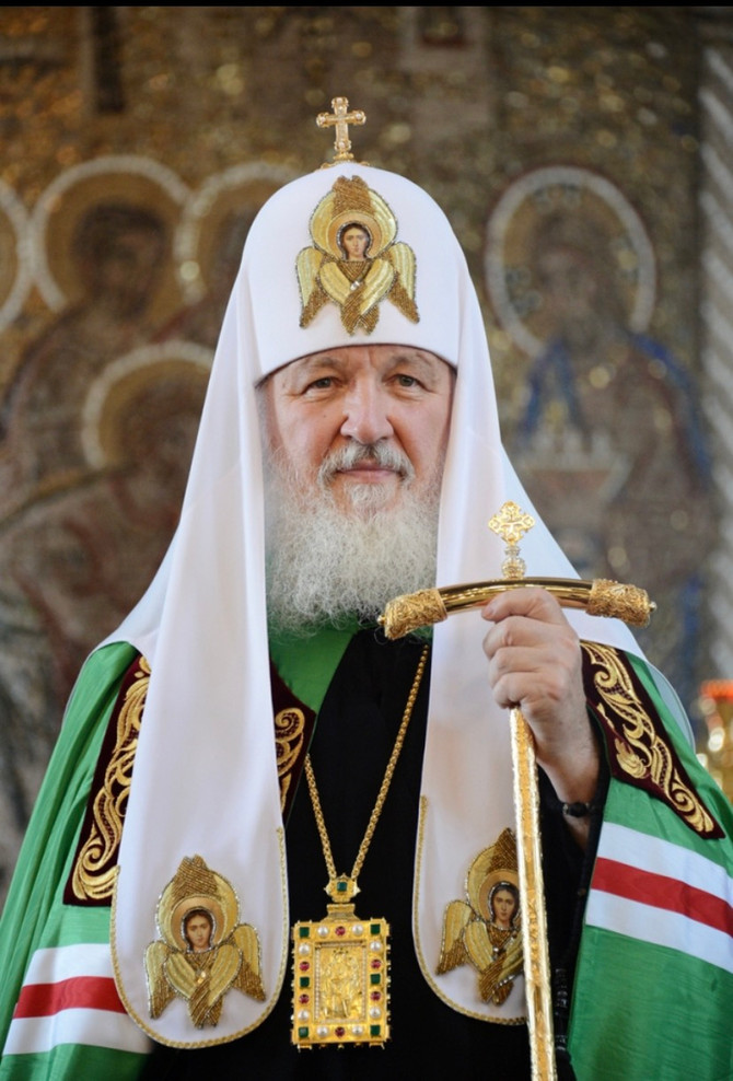 Обращение Святейшего Патриарха Кирилла ко Дню Православной молодежи.