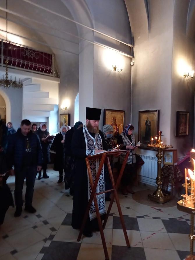Великий канон свт. Андрея Критского