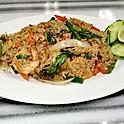 B12: Basil Fried Rice