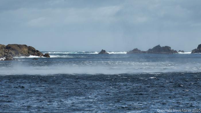 Doubtful Sound, where the Sound meets the Tasman Sea