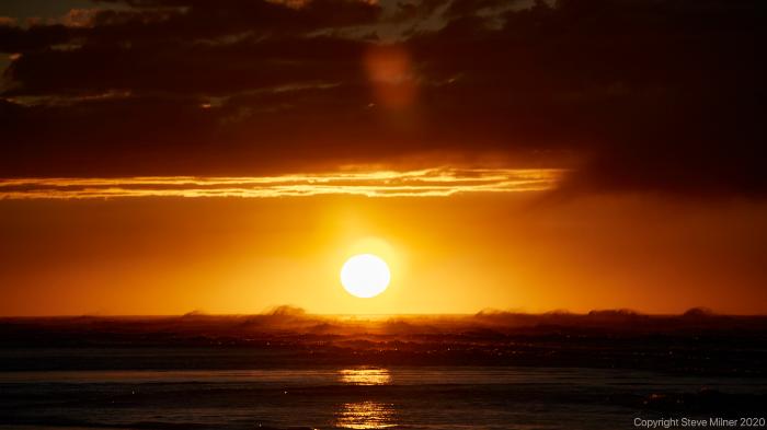 Tasman Sea, Hokitika