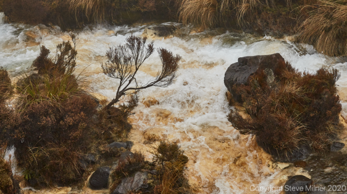 Silica Rapids, Tongariro National Park