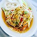 A6: Som Tum (papaya salad)