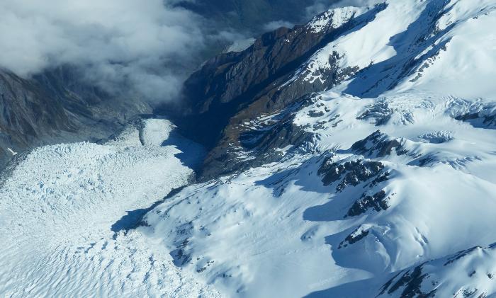 Southern Alps, Fox Glacier