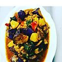 D4: Spicy Eggplant
