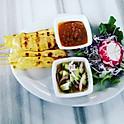 A15: Chicken Satay