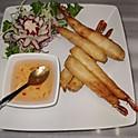 A4: Shrimp Rolls