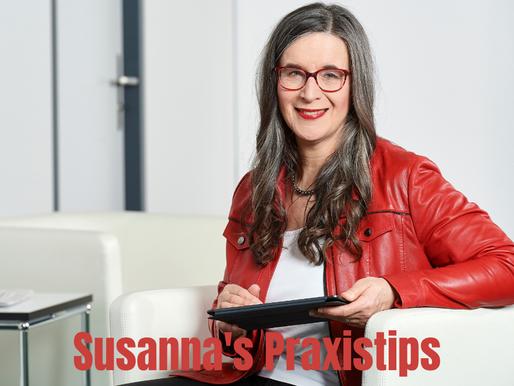 Susanna's Praxistips - einfacher Kontenrahmen - GmbH