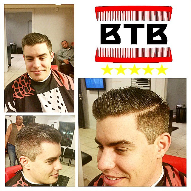 Instagram - Order2go from BTB @ www.brockthebarber.com I do it all who's next.jp