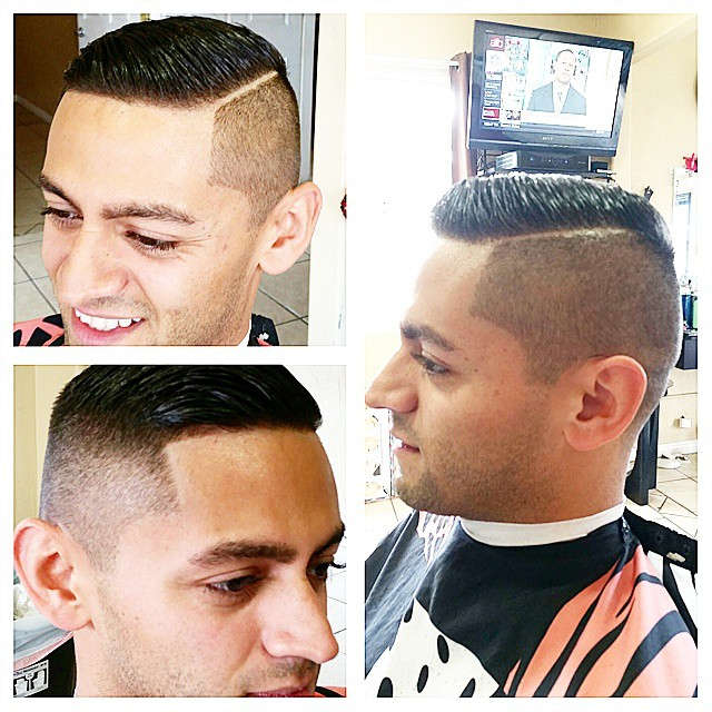 Instagram - Easy & Convenient book now from your phone at www.jpgbrockthebarber.