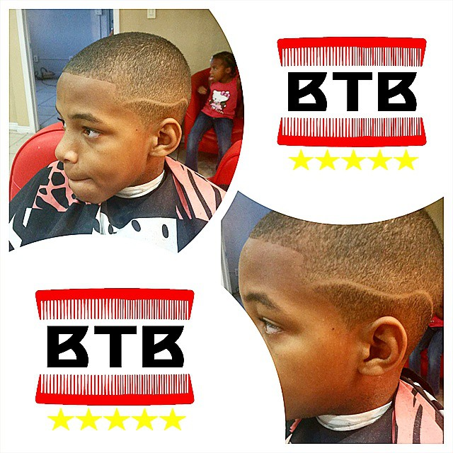 Instagram - Thanks Killa Kai making me look good. Make sure you book BTB at www.