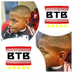 Instagram - Thanks Killa Kai making me look good. Make sure you book BTB at www.