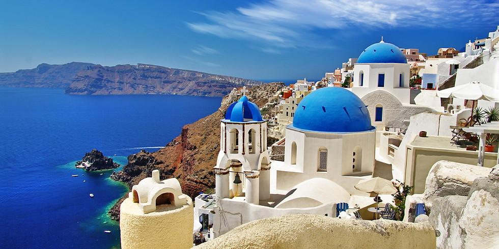 WORLD RETREAT - Greece