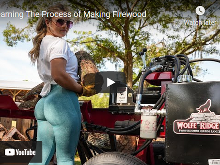 The Tractor Lover's Guide to Making Firewood