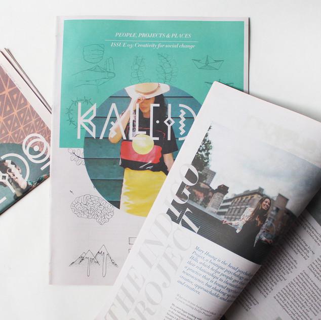 Kaleido Magazine.