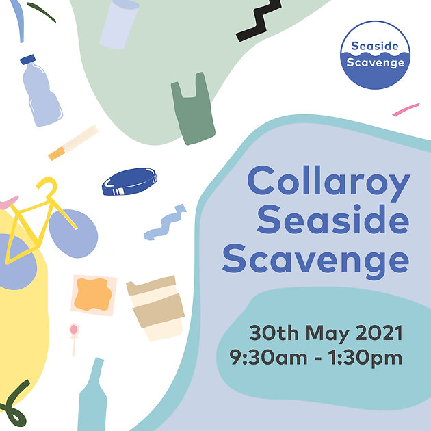 SeasideScavenge - Event - Instagram Tile