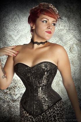Valentine Victorian Corset Made to Order