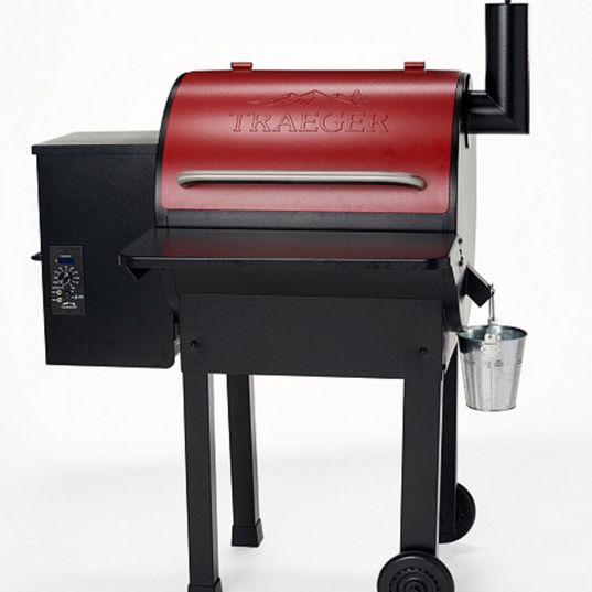 Trager Grill