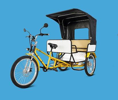 2021 Pedicab