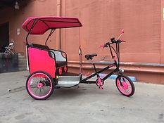 2nd Bugati Edition Pedicab